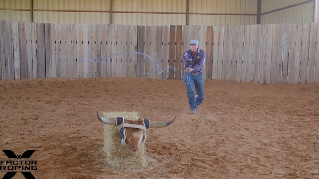 Keeping Your Horse Free Using Your Swing and Delivery with Dustin Egusquiza
