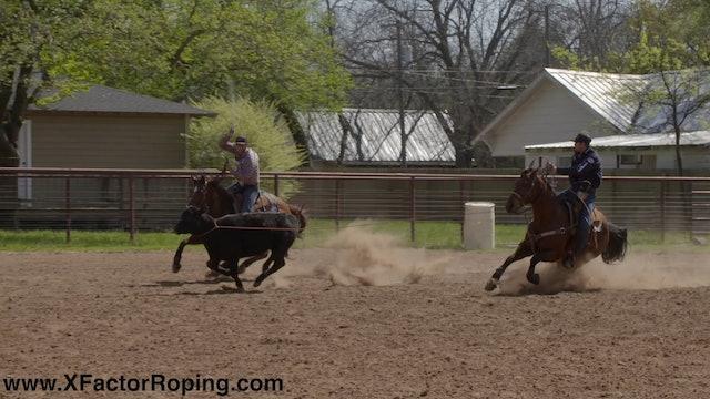 Heeling Position At WSTRC and Small Arenas with Wesley Thorp