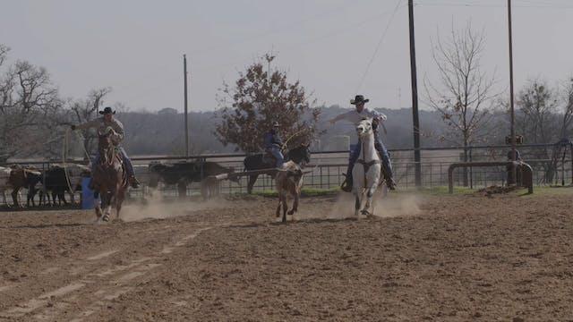 Heeling Practice with Clay Logan