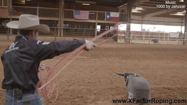 Correct Head Swing with Krece Harris