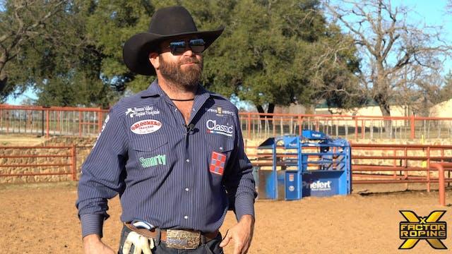 Ryan Motes Heel Horse Training