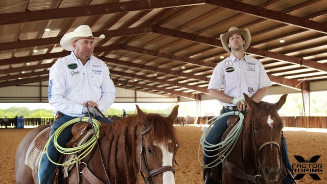 Getting Rope Horses Started Clay Loga...