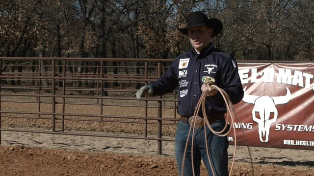 Roping On The Gain Drill with Chad Ma...