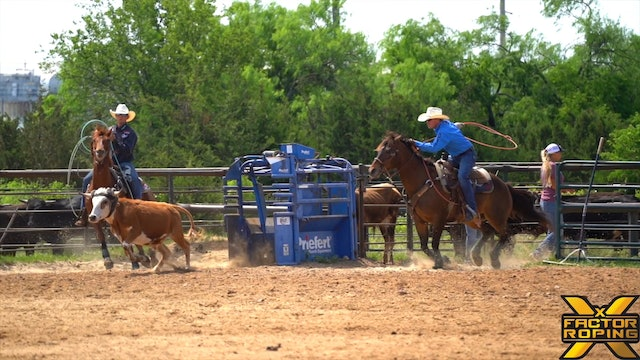 Kolton Schmidt Discusses Cues While Handling Cattle