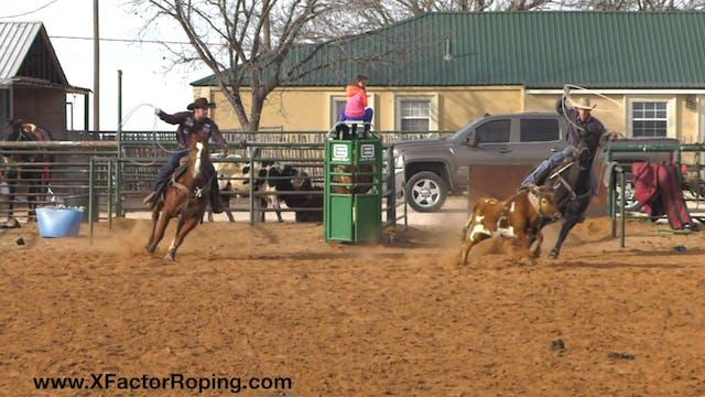 Steer Running Right with Quinn Kesler