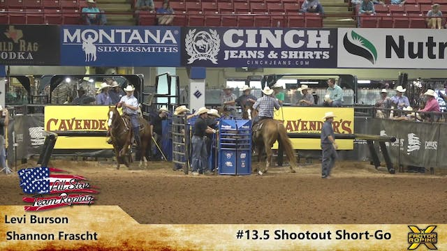 ASTR Live Roping - Day 3 - #135 Shoot...