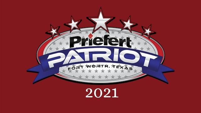 2021 Patriot Open Roping