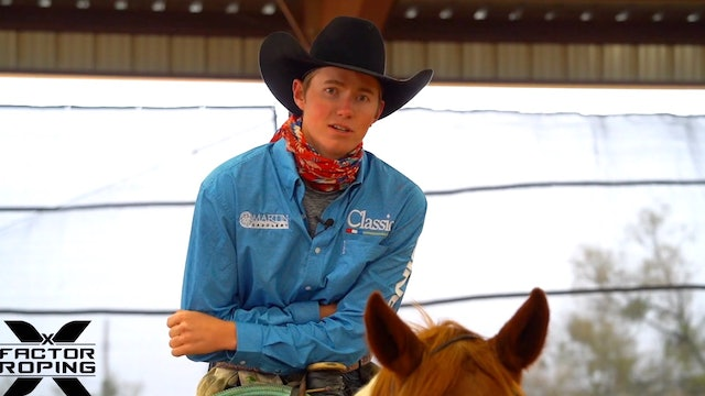 """Keeping a """"Ratey"""" Horse Soft with Brenten Hall"""