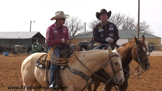 Riding in a Tighter Position with Qui...