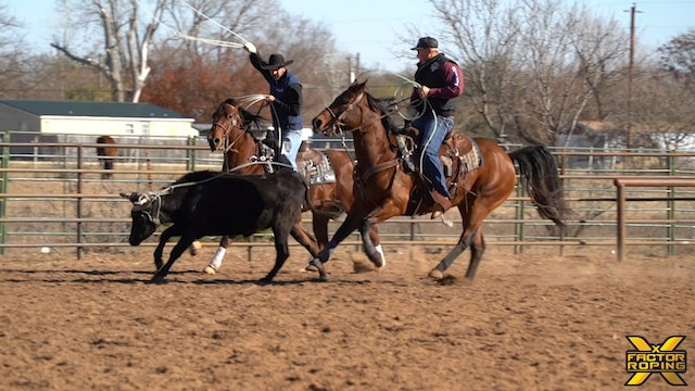 Practice Points and Head Horse Training with Levi Simpson