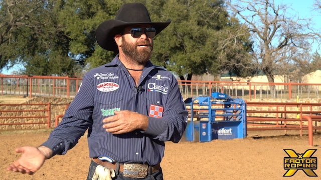 Control Your Horse When They Feel Too Strong In The Left Hand with Ryan Motes