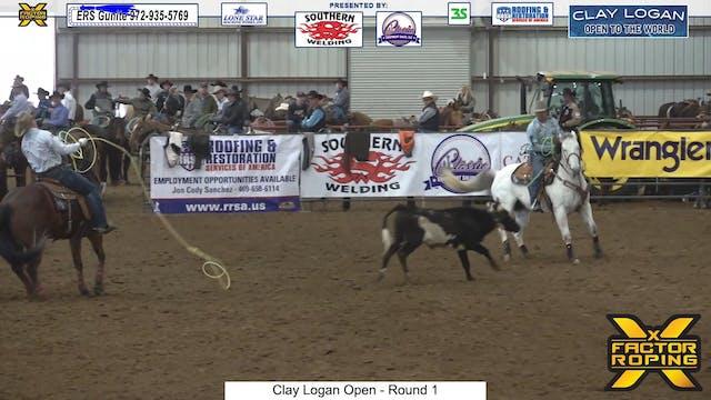 2021 Clay Logan Open Round 1 Part 2/2