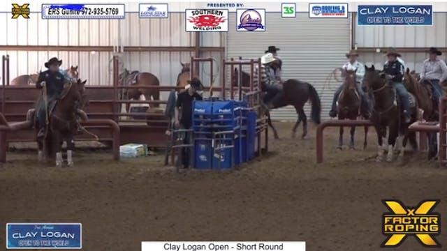 2021 Clay Logan Open Short Round