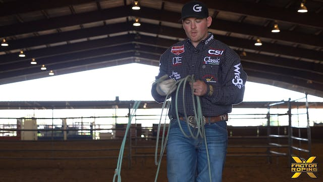 Tyler Wade's Ideal Coil and Rein Posi...