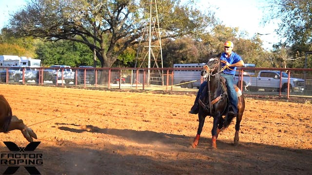 NFR Practice with Cody Snow and Wesle...