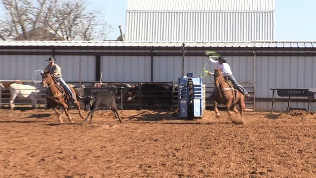 Handling Cattle That Run Right With J...