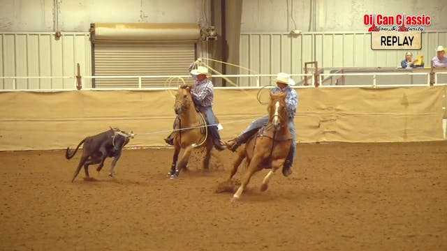 Oil Can Classic Heeling Round 2
