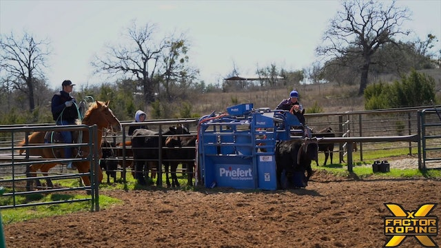 The Difference Between Heeling at a Jackpot vs. Rodeo with Hunter Koch