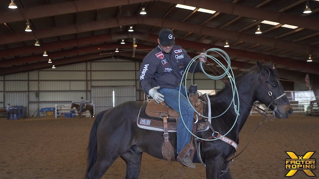Teaching Your Head Horse to Face with Tyler Wade