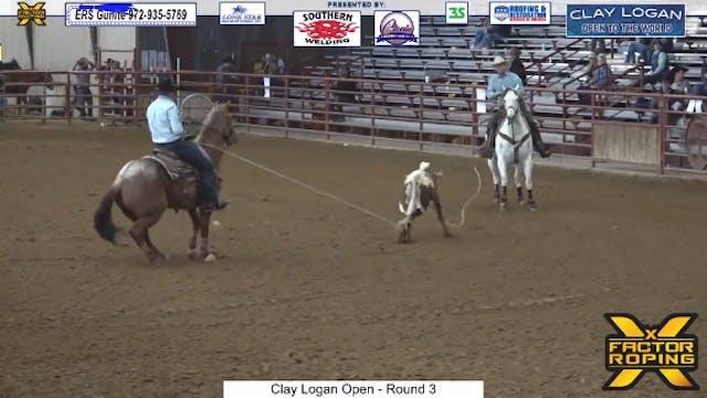 2021 Clay Logan Open Round 3