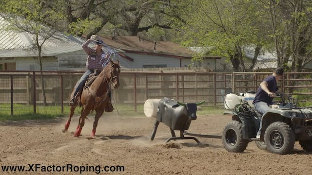 Roping the Smarty with Wesley Thorp