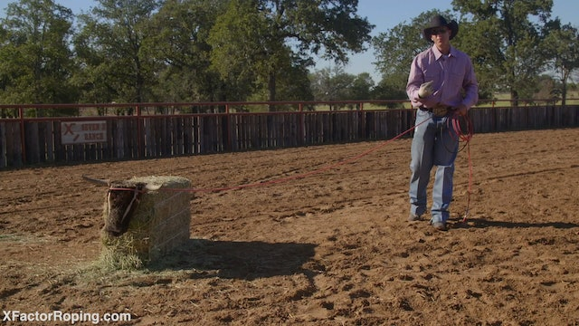 Controlling the Steers Head with Brock Hanson