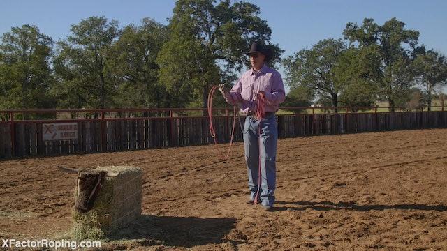 Facing Drills with Brock Hanson