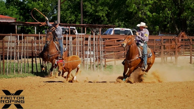 Handling Each Steer Consistently Across The Arena with Cody Snow