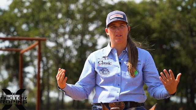 Horsemanship with Kelsie Chace