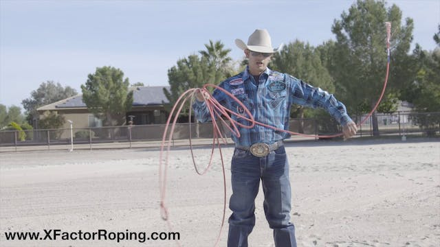 Coil Size Of Your Heel Rope with Cesa...