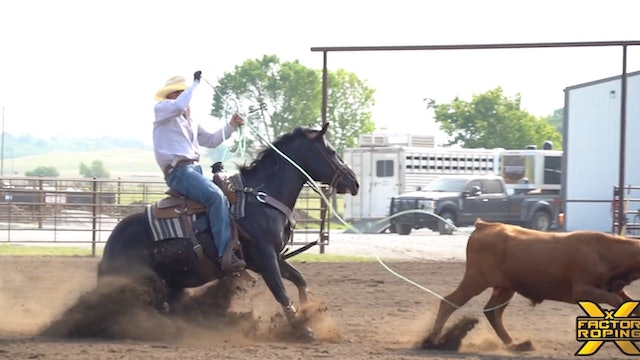 """Billie Jack Saebens Introduces """"Kevin"""" and Explains His Training/Riding Methods"""