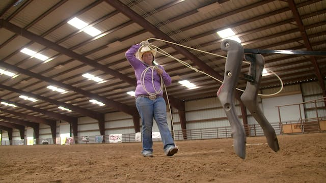 Heel Rope Placement with Whitney De S...