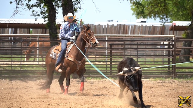 Paden Bray and Marty Becker: Creating The Shot No Matter The Steer