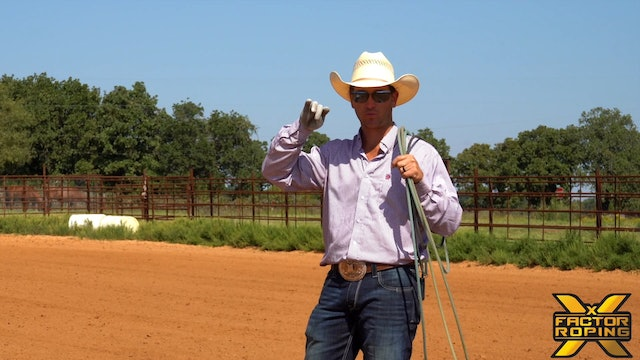 Focal Points As A Team Roper with Buddy Hawkins