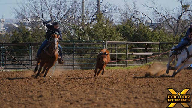 Practice Session with Hunter Koch | Horse 3