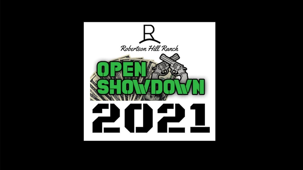 2021 Open Showdown