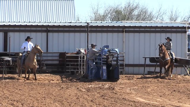 Loosing Site Of Steers And Keep Ridin...