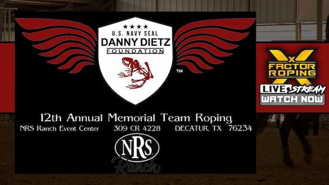 Danny Dietz Memorial Classic Open Roping
