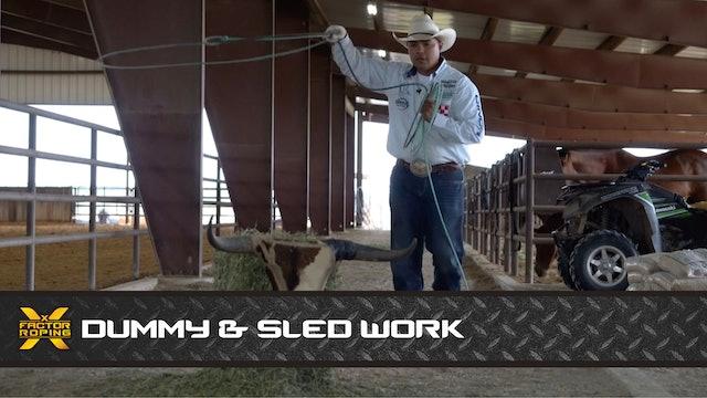 Dummy & Sled Work (HD)