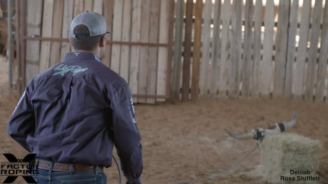 Roping the Dummy with Dustin Egusquiza