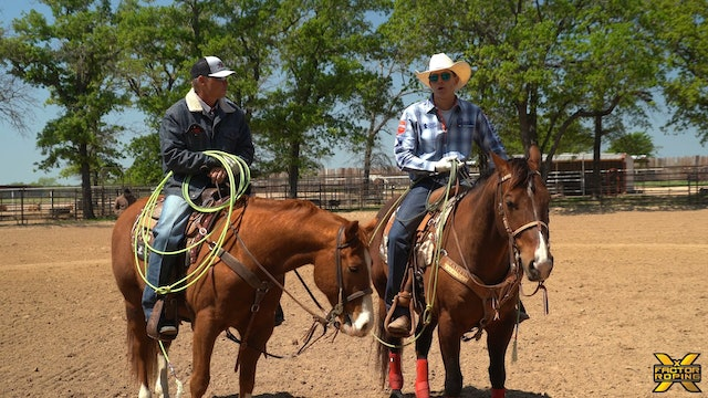 Horsemanship and A Smooth Swing Go Hand in Hand with Paden Bray and Marty Becker