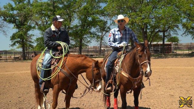 Horsemanship and A Smooth Swing Go Ha...