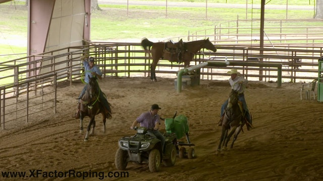 Timing Leaving The Box and Staying In Time With Your Horse with Allen Bach