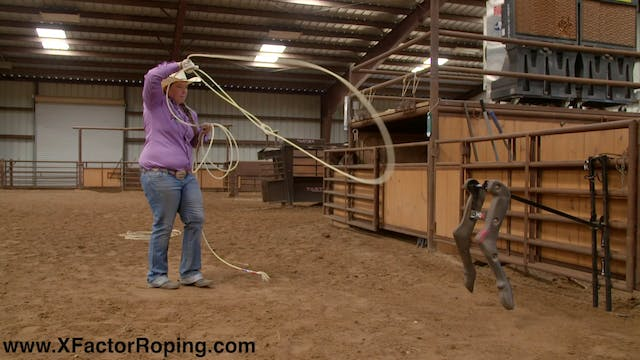 Approach Drill with Whitney De Salvo