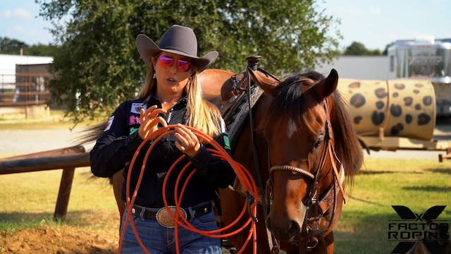 Rope Choices with Jackie Crawford