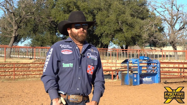 Ryan Motes and What it takes for #5 Heelers to Dominate Ropings