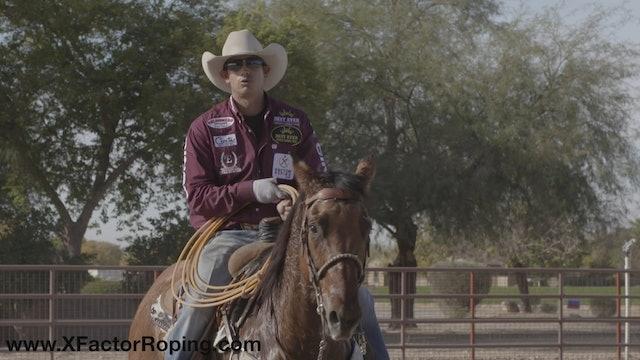 Practice Runs For a WSTRC Type Of Set Up with Cesar De La Cruz
