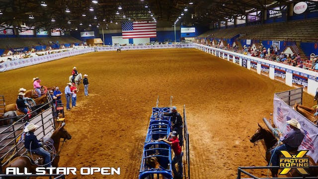 2019 All Star Open Roping | Part 1