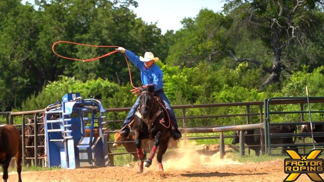 Kolton Schmidt Discusses What Makes A Good Scoring Head Horse