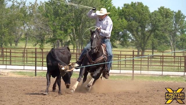 Billie Jack Saebens' Preference on How He Likes His Horses Framed Up